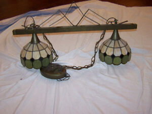 For Sale Stained Glass Light