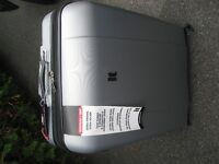 new Luggage in Box with tag