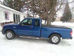 2011 Ford Ranger Pickup Truck