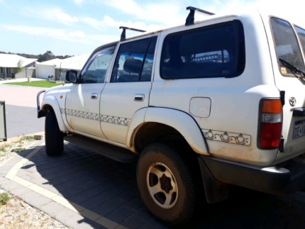 1996 Toyota Landcruiser 80 series Albany Albany Area Preview