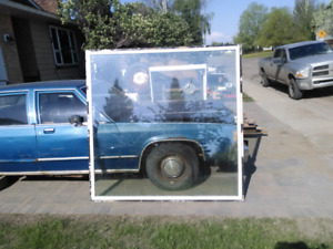 I have three used windows in good condition