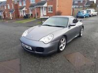 Porsche 911 3.6 auto 2004Y Carrera 4 S Tiptronic S wide body
