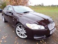 2011 Jaguar XF 3.0d V6 Portfolio 4dr Auto Full Jag SH! DAB! Keyless! 4 door ...