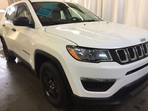 2018 Jeep Compass Sport  - Low Mileage
