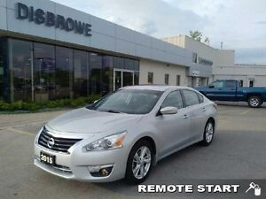 2015 Nissan Altima 2.5   Sunroof, Heated Seats, Remote Start