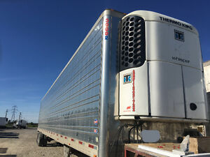 2007 Utility 53' Tandem-Axle Reefer Trailer - California Ready
