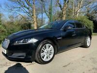 2013 Jaguar XF 2.2 D LUXURY 4DR AUTOMATIC Saloon Diesel Automatic