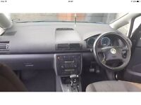 2007 Automatic Diesel Volkswagen SHARAN TDI PD SE 5dr Family Car