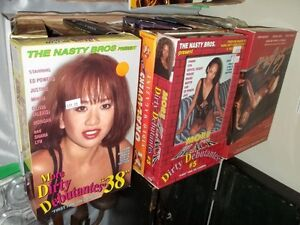 Adult movies on VHS for sale