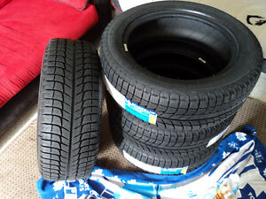 Michelin Xi3 Four Brand New 195/65R15 winter tires