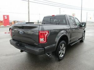2015 Ford F-150 XLT SuperCrew 5.5-ft. Bed 4WD Peterborough Peterborough Area image 5