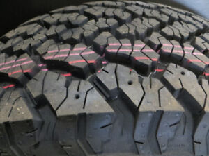 LT315/70R17 10 PLY GENERAL GRABBER AT2 SALE PRICE $238.00 EACH
