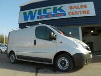 ce7eb06a46 2013 Vauxhall VIVARO 2700 CDTI ECOFLEX SWB Van  SILVER  Manual Medium Van
