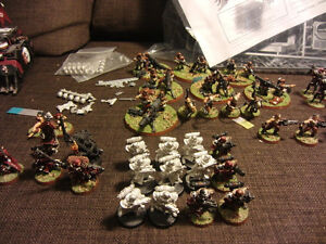 Selling off a warhammer 40k Battle Sister/Inquisition lot. Edmonton Edmonton Area image 6