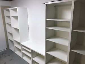 "IKEA ""Besta"" Shelving unit/Entertainment Center"