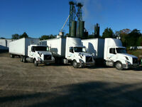 A-Z Truck Driver Required for local work - Feed and Dry Van