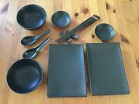 Chinese crockery set
