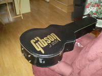 Gibson acoustic J-200 Standard with factory installed hidden fis