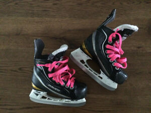 hockey skates bauer supreme one.6 size 10 D