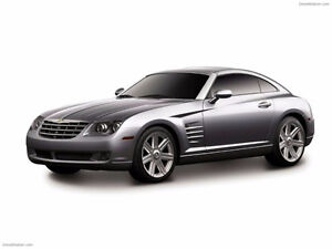 Wanted : Chrysler Crossfire
