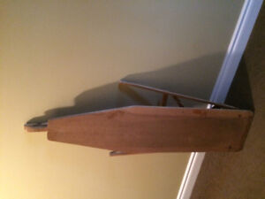 Wooden ironing board Regina Regina Area image 2