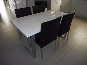 'Ice' Dining Set Toowoomba Toowoomba City Preview