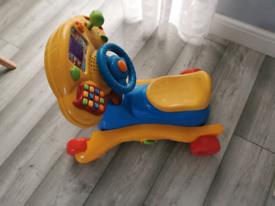 Vtech rider rocker music ride on toy children toddlers