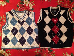 Beaux Débardeurs, Cache-couches Carter's et T Shirts