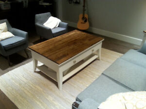 Refinished Mission Style Coffee Tables Oakville / Halton Region Toronto (GTA) image 1