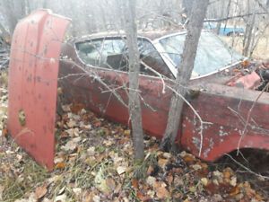 1969 mercury cyclone parts car or restore