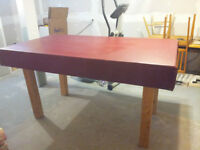Custom Cutting Table for Crafters!
