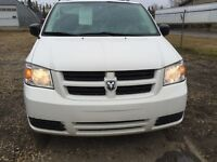 2009 DODGE GRAND CARAVAN STOW& GO PKG
