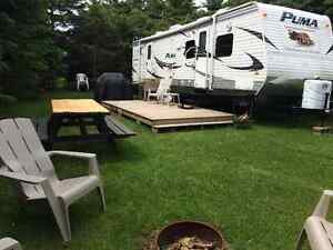 Trailer Rental at Twin Shores