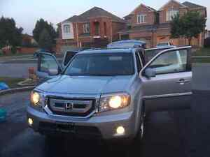 IMMACULATE CONDITION HONDA PILOT 2009 EX-L 8 PASSENGERS SEATING