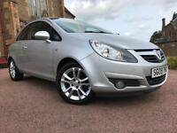 *12 MTHS WARRANTY*2009(09)VAUXHALL CORSA 1.2 SXI 3DR WITH ONLY 69K FSH*