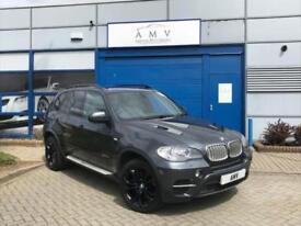 2010 BMW X5 xDrive40d SE 5dr Auto, Dynamic Sports Package, 5 door Four Wheel ...