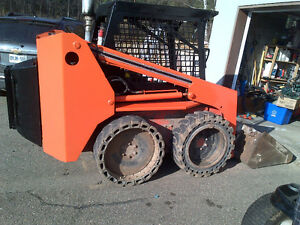 Thomas Skid Steer