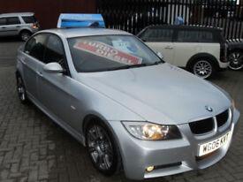 BMW 318 2.0TD 2006MY d M Sport