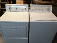 Kenmore Elite Heavy Duty Washer and Dryer