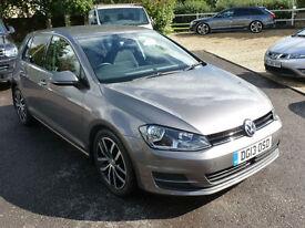 Volkswagen Golf 2.0TDI ( 150ps ) ( s/s ) 2013MY SE