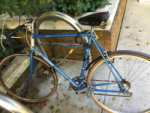 Vintage Raleigh Road Bike For Sale (Price Negotiable)
