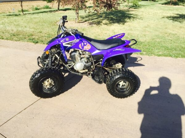 Yamaha 125 rapter for sale canada for Yamaha raptor 125 for sale