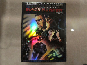 Bladerunner Four-Disc Collector's Edition