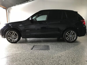 BMW X3 M package 2016