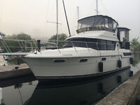 The roomiest boat on the lake under 40ft