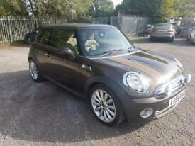2009/59 Mini Cooper Mayfair 1.6 Auto 50Th Anniversary FSH Very Rare Car ! P/X