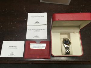 Omega Seamaster Professional Diver 300m 18k Gold / Steel  watch