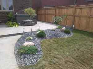 Precision Landscaping.