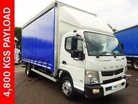 2016 FUSO CANTER 9C18 43, MONTHLY FINANCE PACKAGES AVAILABLE Diesel white Automa