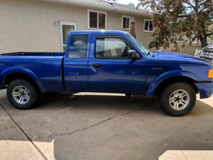 Ford Ranger 4.0l/5 speed/2wd